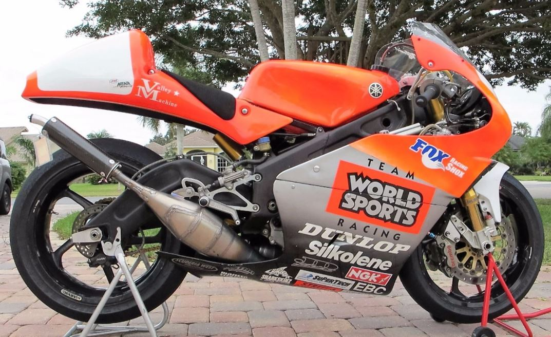 Ama National 250 Winner 1998 Yamaha Tz250 Bike Urious