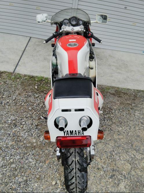 Yamaha TZR250 3MA - Rear