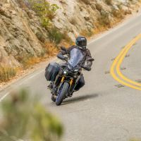 First Ride Review - 2021 Yamaha Tracer 9 GT