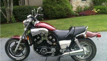 SR250 Engine – 1987 Yamaha TW200 – Bike-urious