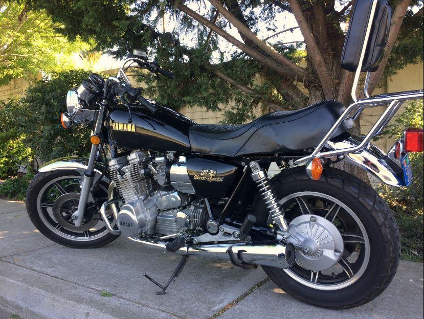 1979 Yamaha XS1100 Special – Bike-urious
