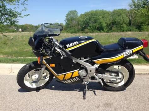 Yamaha YSR50 - Left Side