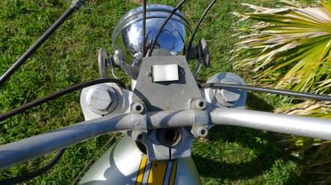 Yankee Z500 - Cockpit