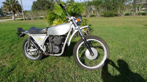 Yankee Z500 - Right Side