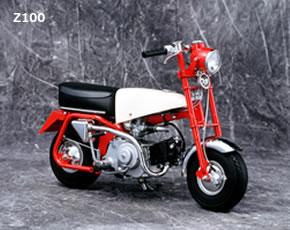ホンダ・Z100