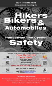 Hikers Bikers and Autos EVITE