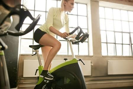 Is the bike exercise effective against cellulite?