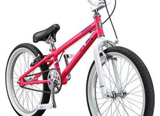 Mongoose Girl's LSX Bicycle, 20-Inch
