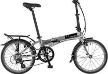Dahon Mariner D8 Folding Bicycle Quicksilver