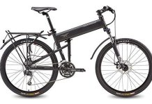 Montague Paratrooper PRO 27 Speed Folding Mountain Bike