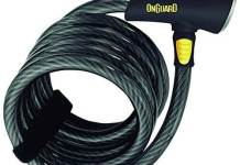 ONGUARD Doberman Key Coil Cable Lock
