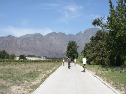 Backroads Franschhoek Cycle Tour