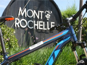 Bike and Hike at Mont Rochelle, Franschhoek