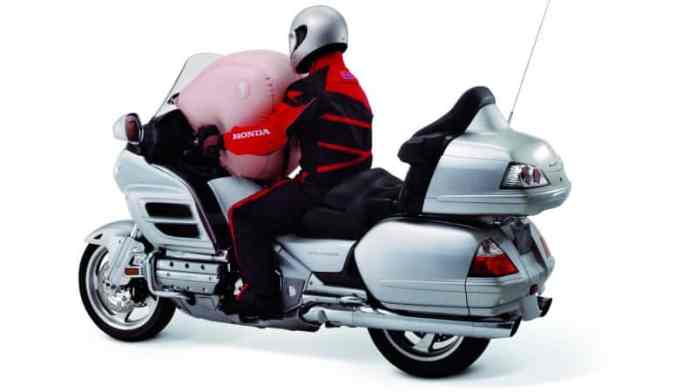 Honda GL1800 Airbag Recall