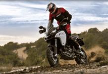 Ducati MultiStrada 1200 Off Road Event
