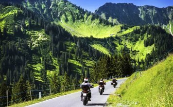 Motorcycle Touring in Europe