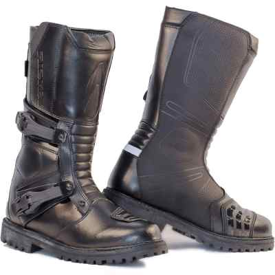 Cheapest-Richa Adventure Boots WP - Black-price-comparison