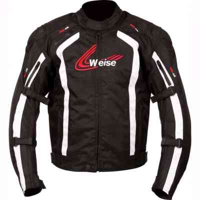 Cheapest Weise Corsa Jacket WP - Black White - Price Comparison
