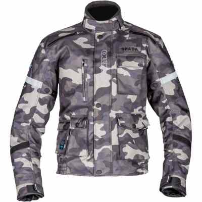 Cheapest Spada Camo 2 Jacket WP - Black - Price Comparison