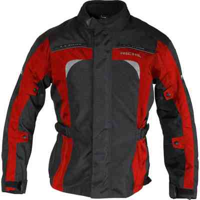 Cheapest Richa Bolt Jacket WP - Black Red - Price Comparison