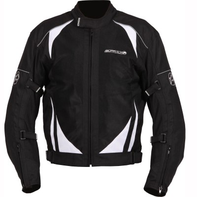 Cheapest Buffalo Coolflow ST Jacket WP - Black White Price Comparison
