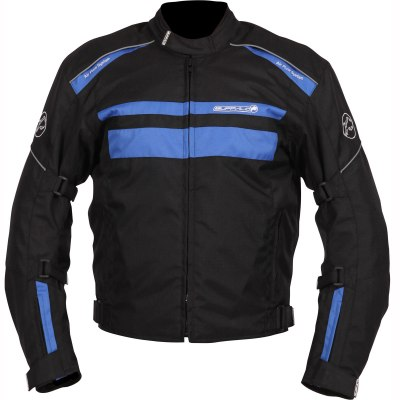 Cheapest Buffalo Modena Jacket WP - Black Blue Price Comparison