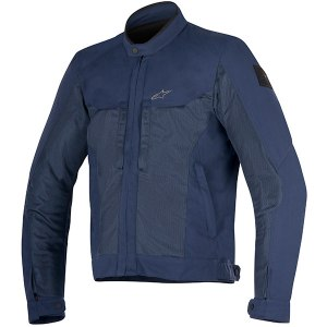 Cheapest Alpinestars Luc Air Textile Jacket - Mood Indigo Price Comparison