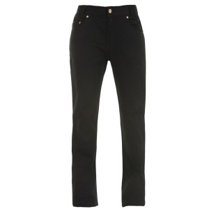 Cheapest Bull-it Covec SR6 Ladies Carbon Jeans - Black Price Comparison