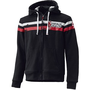 Cheapest Held Tirano Kevlar Lined Hoodie - Black / Red Price Comparison