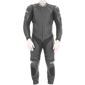 Cheapest RST R-16 1 Piece Leather Suit - Black Price Comparison