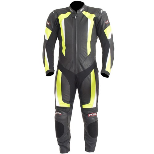 Cheapest RST R-16 1 Piece Leather Suit - Flo Yellow Price Comparison