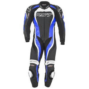 Cheapest RST Tractech Evo 2 One Piece Leather Suit - Blue Price Comparison