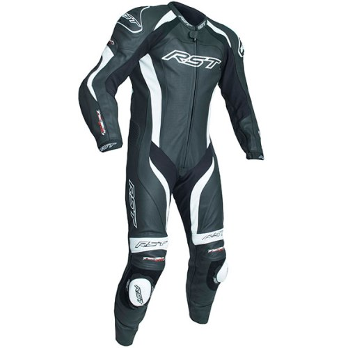 Cheapest RST Tractech Evo 3 CE Leather Suit - Black / White Price Comparison