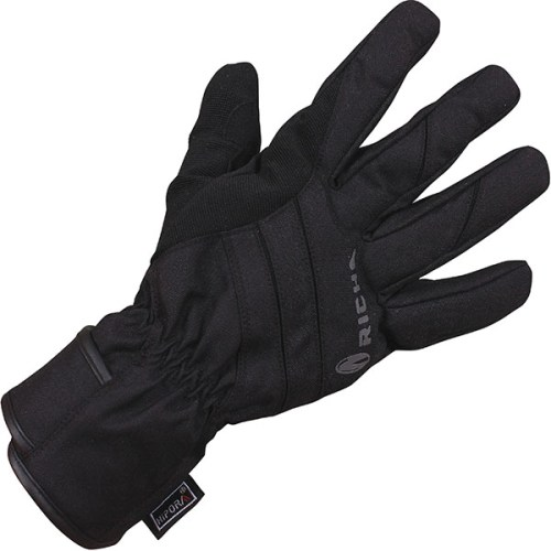 Cheapest Richa Dusk Waterproof Glove - Black Price Comparison