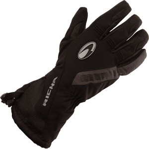 Cheapest Richa Tundra Waterproof Glove - Black Price Comparison