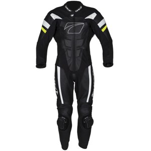 Cheapest Spada Curve Evo 1 Piece Leather Suit - Black / White Price Comparison