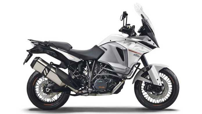 KTM 1290 Super Adventure May Have Leaky Tank Cover