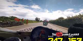 Ride Along With An IOMTT Racer On A Classic Kawasaki ZXR750