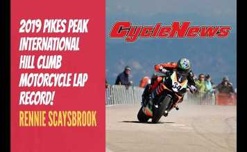 Come Ride Along With Rennie Scaysbrook Up Pikes Peak