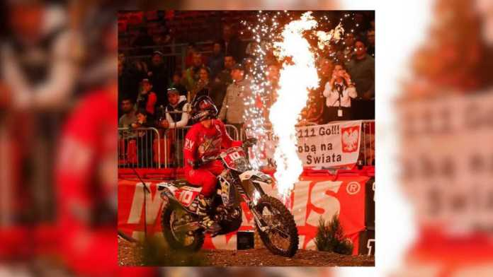 Husqvarna Celebrating 100 Moto World Championships
