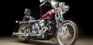 How about this 1990 Harley Softail for Motorcycle Live 2019?