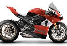 25th Anniversary Panigale Auctioned Off For Carlin Dunne's Foundation