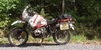 A Typical RallyMoto Bike