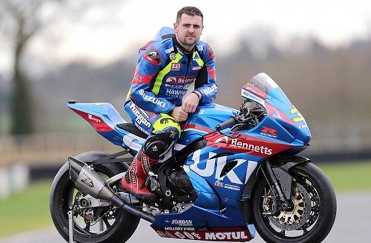 Michael Dunlop Pleads Guilty To Speeding
