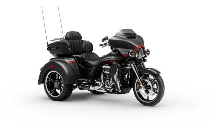Rear Brakes On Harley Trikes Could Activate On Their Own