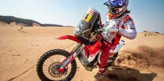 New GasGas RC 450F Dirtbike Gets Dakar Baptism