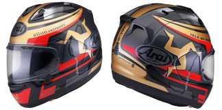 Arai Announces 2020 Isle Of Man TT Helmet