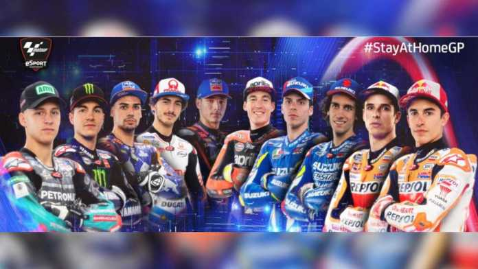 MotoGP Is Hosting Its First-Ever Virtual Race This Weekend