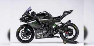 Kawasaki Reveals Its New Race-Spec ZX-25R