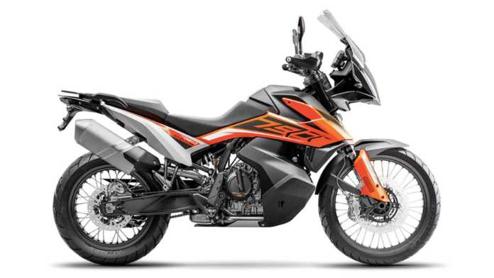 Rear Brake On The KTM 790 Adventure Could Fail
